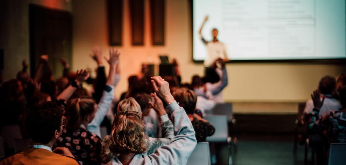Tips voor een goede opening van je presentatie